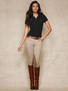 1d12cc13ac0a Skinny-Fit Polo Shirt - Polos Polo Shirts - RalphLauren.com   equestrianfashionridingclothes Polo