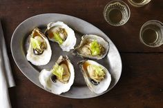 A Haiku or Two, on Oysters on Food52
