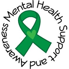 Mental Health Awareness Month Recognize The Green Ribbon