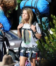 Reese Witherspoon - Wild. Can't wait to see our little town of Ashland in a major film!!