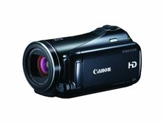 #electronic #life The #Canon VIXIA HF M40 Flash Memory Camcorder features a 16GB internal flash drive and dual SDXC-compatible memory card slots in an ultra-slee...