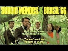 Sergio Mendes & Brasil '66 - Mas que nada - English subtitles