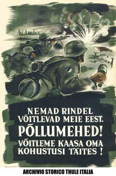 Estonia, WWII.