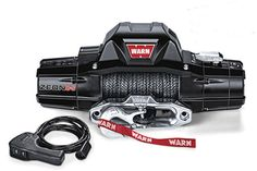 Free Shipping on Warn 89305 Zeon 8s Synthetic Rope Winchs $1149