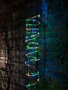 The Seasonal Aisle Lichterkette Led Rope Lights, Le Tube, Rgb Led, Mini, Led Lampe, Light Bulb, Exterior, Christmas, Products