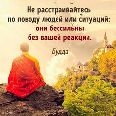 БУДДА Демотиваторы - сочетание изображения и текста Zen Quotes, Wise Quotes, Words Quotes, Inspirational Quotes, Sayings, Motivational, Russian Quotes, Truth Of Life, Life Motivation