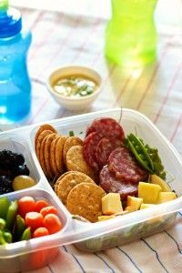 Family Fresh Cooking DIY Lunchables