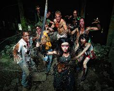 Suzy Johnston + Associates   Benjamin Von Wong #vonwong #zombie #specialeffects