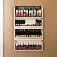 Oil display storage