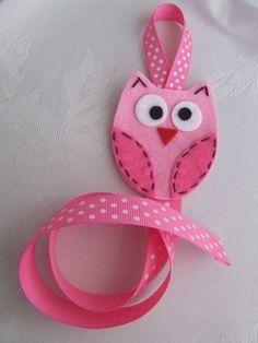Hairclip holder idea