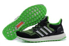 Buy Adidas Men Ultra Boost Black Green Casual Shoes Christmas Deals MQABC  from Reliable Adidas Men Ultra Boost Black Green Casual Shoes Christmas  Deals ... 89a211429