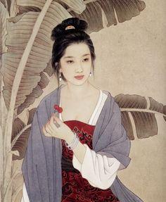 Художники Wang Meifang, Zhao Guojing.   Картины и Репродукции