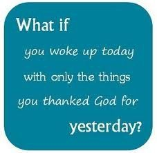 after seeing this is started a thankful board to post 1 to 3 things i'm thankful for per day started on thanksgiving