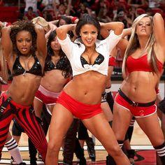 Sexy nba dancers