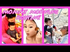 Mommy Morning Routine! - YouTube