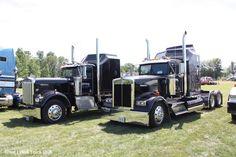 ✿Classic Kenworths✿ Semi Trucks, Big Trucks, Cement Mixers, Custom Big Rigs, Kenworth Trucks, Limo, Jeeps, Buses, Planes
