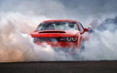 WALLPAPERS HD: Dodge Challenger SRT Demon