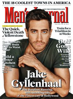Jake Gyllenhaal | men's hair