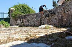 Panagiotis Manaras BMX por las islas griegas