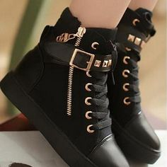 Women's Shoes Is High For C..