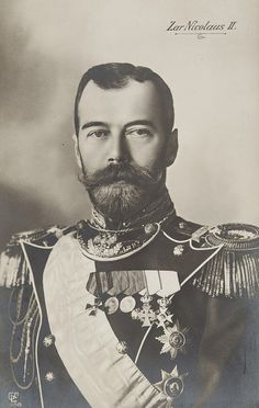 Czar Nicholas II in 1913.