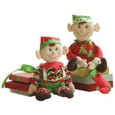 Yo-Yo Christmas Elf Pattern
