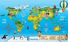 mapa světa - Hledat Googlem Sats, Preschool Education, Coloring Pages, Travelling, Poster, Google, Geography, World, Australia
