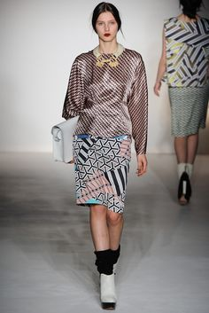 Basso & Brooke Fall 2012 Ready-to-Wear Collection Photos - Vogue