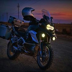 GS sunset