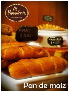 El muy solicitado Pan de Maíz - La Panadería Cocina y Café #Villadeleyva Boyaca