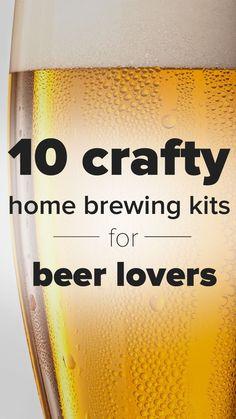 Brewing Beer Brewing Logo Home Brewing … – Bierbrauen Beer Brewing Kits, Brewing Recipes, Homebrew Recipes, Beer Recipes, Home Brewing Kits, Coffee Recipes, Beer Ingredients, Make Your Own Beer, Home Brewing Equipment