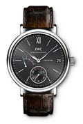 IWC Schaffhausen | Fine Timepieces From Switzerland | Collection | Portofino Family | Portofino Hand-Wound Eight Days