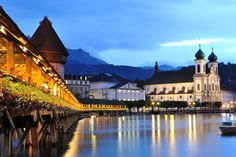 Some of The Best Things to Do in Lucerne, Switzerland http://www.cntraveler.com/story/the-best-things-to-do-in-lucerne-switzerland