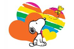 Description: Featuring a fun citrus color palette, this canvas art has Peanuts favorites Woodstock and Snoopy. This art makes a lovely addition to a child's bedroom. Peanuts Cartoon, Peanuts Snoopy, Peanuts Characters, Cartoon Characters, Peanut Pictures, Happy Hearts Day, Charlie Brown And Snoopy, Snoopy And Woodstock, Cute Illustration