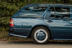 AMG Hammered Out Superb Performance in the '80s - Photography by Jonathan Whorter for Petrolicious