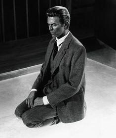 Bowie by Markus Klinko Meditation