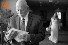 Custom handkerchief for Dad from Bride