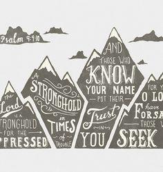 Psalm 9:9-10