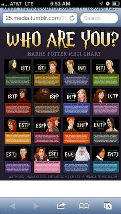 I'm Lupin. Makes sense... I'd pair best with either Ron or Sirius. NOPE.