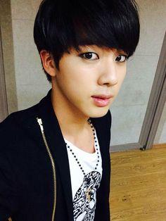 Twitter/ Jin