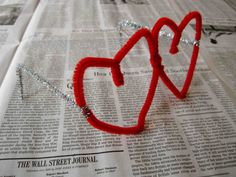 Craft for a Valentine's Day Preschool Storytime