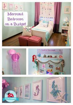 Mermaid Decor At Hobby Lobby Kids Rooms Pinterest