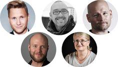 De fem mäktigaste PR-konsulterna online 2015! Se vilka som är topp 5 i Cision PR Influencer Award här: http://bit.se/1F9ghr