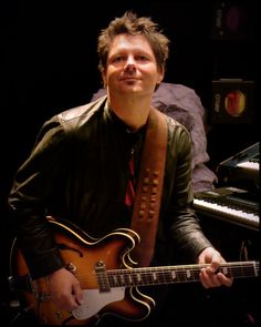Paul Christian Gordon (October 19, 1963 – February 18, 2016) was an American musician, composer, and producer. A keyboardist and guitarist, he was a member of New Radicals and the keyboardist for the B-52's from 2007 until his death.  He died from complications of heart disease.