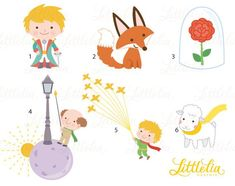 Little prince - fantasy clipart - 17053 Clipart, Little Prince Party, The Little Prince Theme, Prince Cake, Cute Images, Painting For Kids, Baby Boy Shower, Fun Projects, First Birthdays