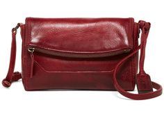 Get the trendiest Cross Body Bag of the season! The Frye New Melissa Fold-over Burgundy Red Distressed Leather Cross Body Bag is a top 10 member favorite on Tradesy. Foldover Crossbody Bag, Designer Handbags On Sale, Vintage Bags, Distressed Leather, Fashion Handbags, Bag Sale, Messenger Bag, Satchel, Burgundy