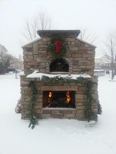 Outdoor Fireplaces & Pizza Ovens | Photo Gallery … | Pinteres…