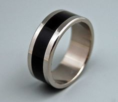 Minter + Richter | Titanium Rings