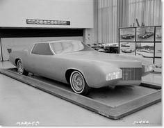 1963 Cadillac XP-820 Concept Car