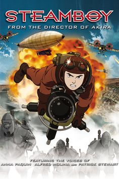 Steamboy [DVDRiP | FRENCH]